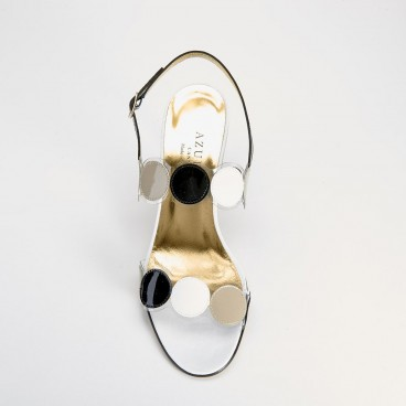 NUMERO - Azurée - Women's shoes made in France