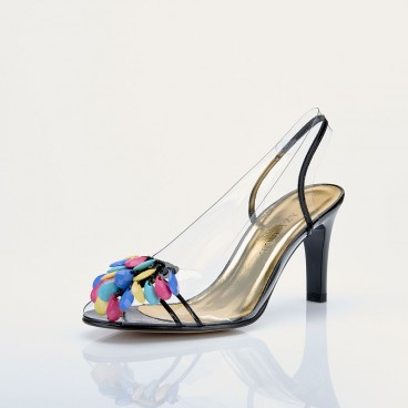 NUAGO - Azurée - Women's shoes made in France