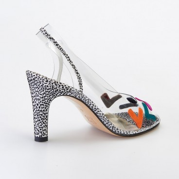 NAGARI - Azurée - Women's shoes made in France