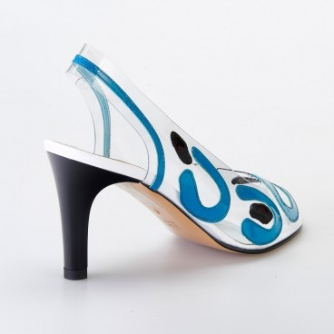 NAFRA - Azurée - Women's shoes made in France