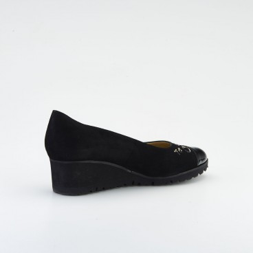 CANAN - Azurée - Women's shoes made in France