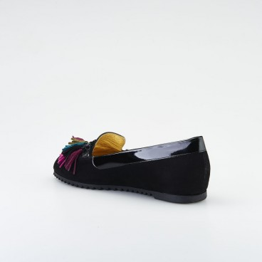 CAPEO - Azurée - Women's shoes made in France