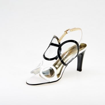 NAKIN - Azurée - Women's shoes made in France
