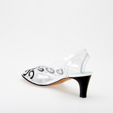 DECLA - Azurée - Women's shoes made in France