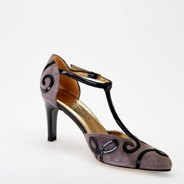 OLANI - Azurée - Women's shoes made in France