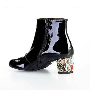 BONU - Azurée - Women's shoes made in France