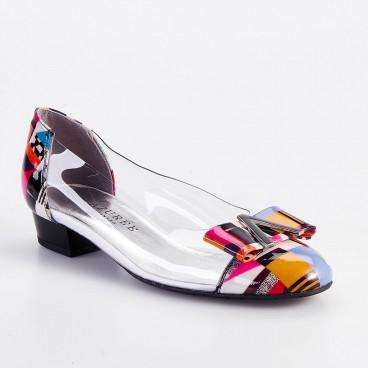 BATIRO - Azurée - Women's shoes made in France