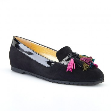 MOCASSIN CAPEO pour femme - Azurée - Made in France
