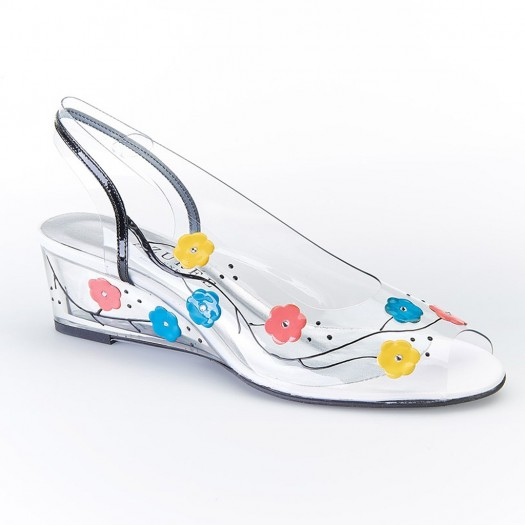DALAO - Azurée - Women's shoes made in France