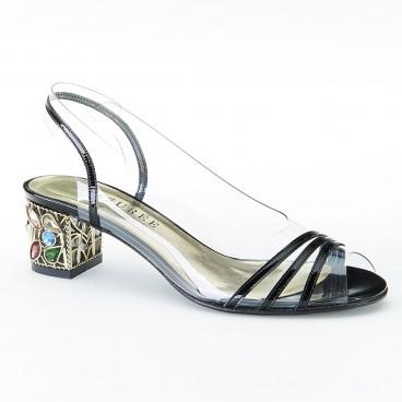 NADIR - Azurée - Women's shoes made in France