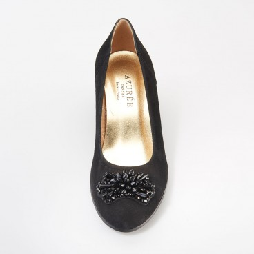OSSU - Azurée - Women's shoes made in France