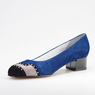 OUVRA - Azurée - Women's shoes made in France