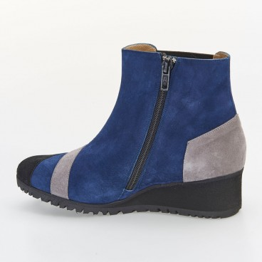 BRADI - Azurée - Women's shoes made in France