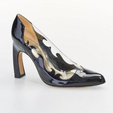 LIAMA - Azurée - Women's shoes made in France