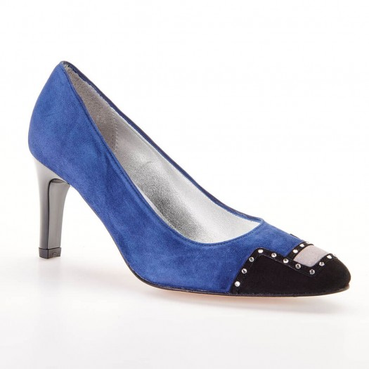 OSCAL - Azurée - Women's shoes made in France