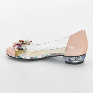 BANON - Azurée - Women's shoes made in France