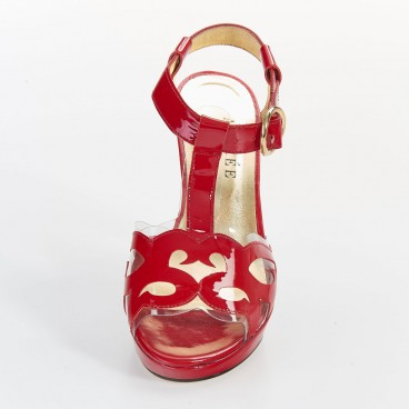NAKO - Azurée - Women's shoes made in France