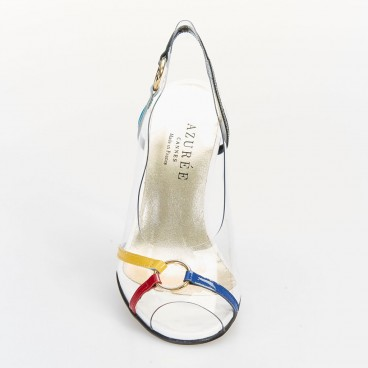 NEO - Azurée - Women's shoes made in France