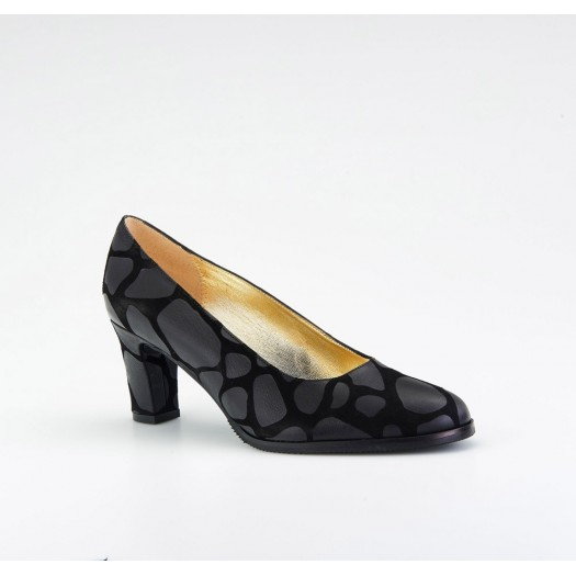 OISA - Azurée - Women's shoes made in France