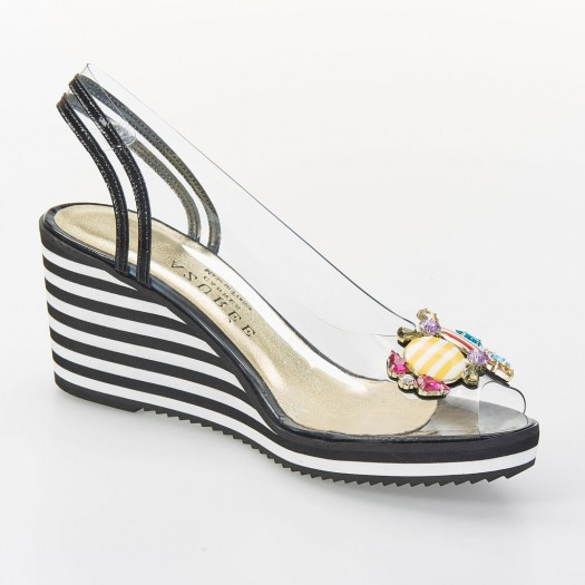 NACHO - Azurée - Women's shoes made in France