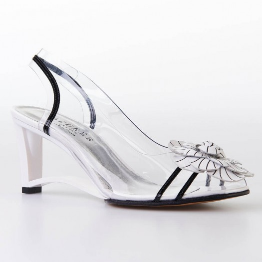 NEGOCE - Azurée - Women's shoes made in France