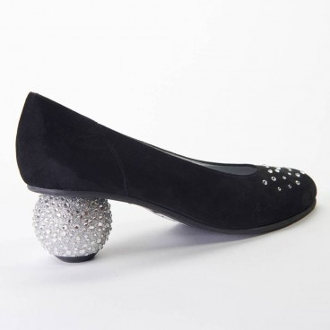 OPINA - Azurée - Women's shoes made in France