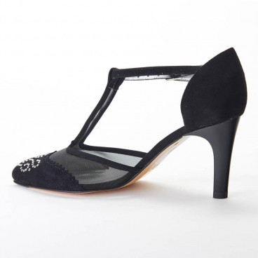 JUMPY - Azurée - Women's shoes made in France