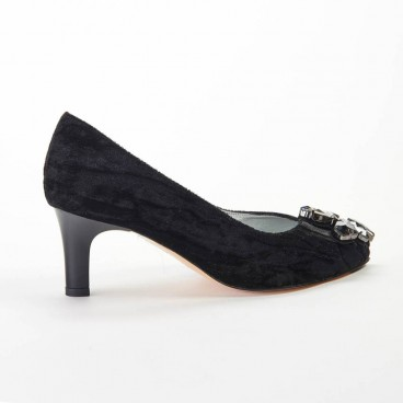 OUATE - Azurée - Women's shoes made in France