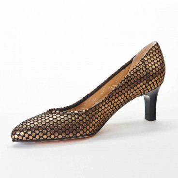 OGRA - Azurée - Women's shoes made in France