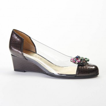 LOLINO - Azurée - Women's shoes made in France