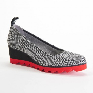 CODY - Azurée - Women's shoes made in France