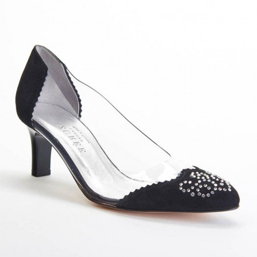 LETTRE - Azurée - Women's shoes made in France