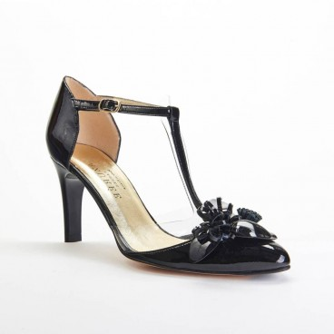 LODILE - Azurée - Women's shoes made in France