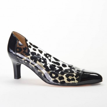 LUPIN - Azurée - Women's shoes made in France