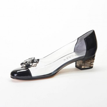 LIBARI - Azurée - Women's shoes made in France