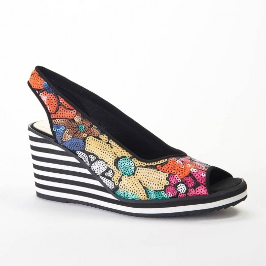 CITA - Azurée - Women's shoes made in France