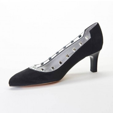 LIERA - Azurée - Women's shoes made in France
