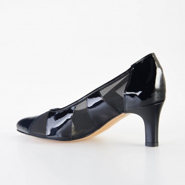 JUBILO - Azurée - Women's shoes made in France