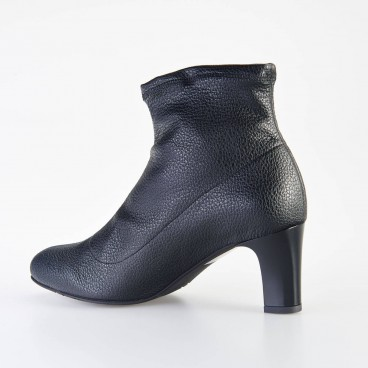BOTTINE BOMISO pour femme - Azurée - Made in France