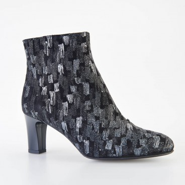 BOOSTA - Azurée - Women's shoes made in France