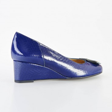 ORMO - Azurée - Women's shoes made in France