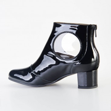 BOLU - Azurée - Women's shoes made in France