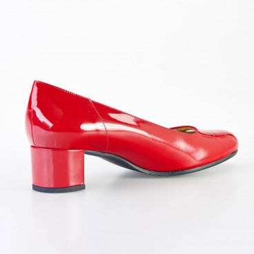 LESO - Azurée - Women's shoes made in France