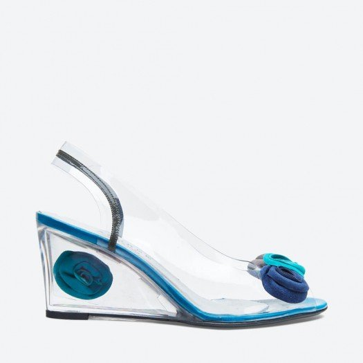 NUDITA - Azurée - Women's shoes made in France