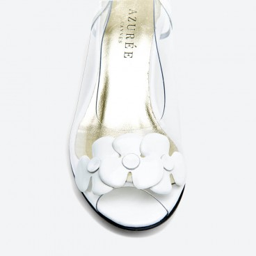 NUBACA - Azurée - Women's shoes made in France