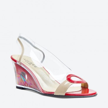 NOBETO - Azurée - Women's shoes made in France