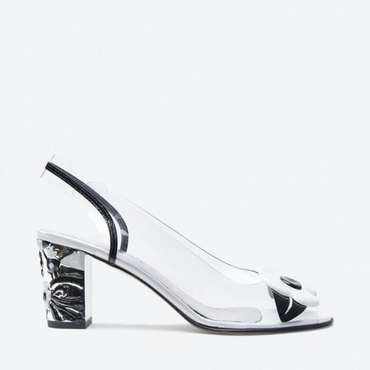 NEVULI - Azurée - Women's shoes made in France
