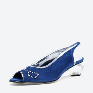 NEMAL - Azurée - Women's shoes made in France