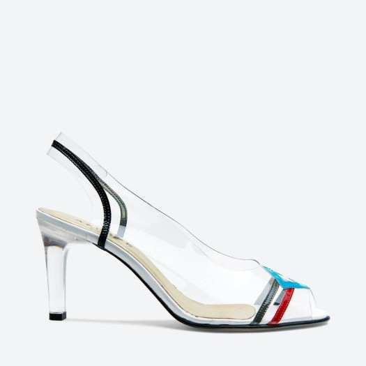 NEDATI - Azurée - Women's shoes made in France