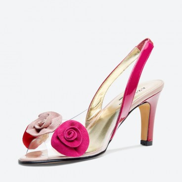 NASITI - Azurée - Women's shoes made in France
